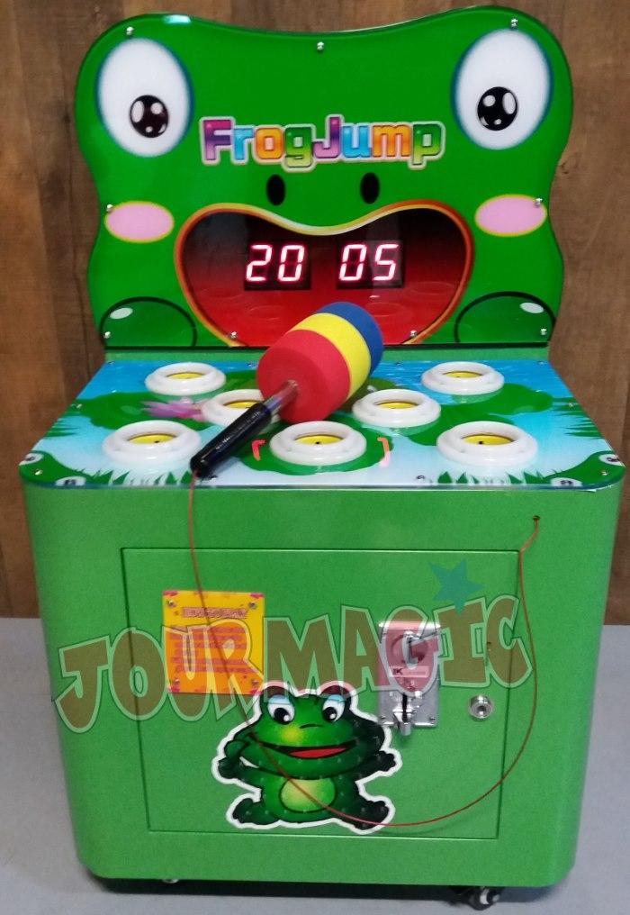 Location Jeu D'Arcade Tape Grenouilles Ou Tape Taupes avec Jeu De La Taupe