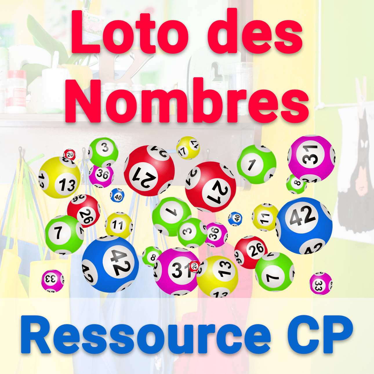 Loto Des Nombres - Mathématiques Cp - La Salle Des Maitres destiné Liste Loto