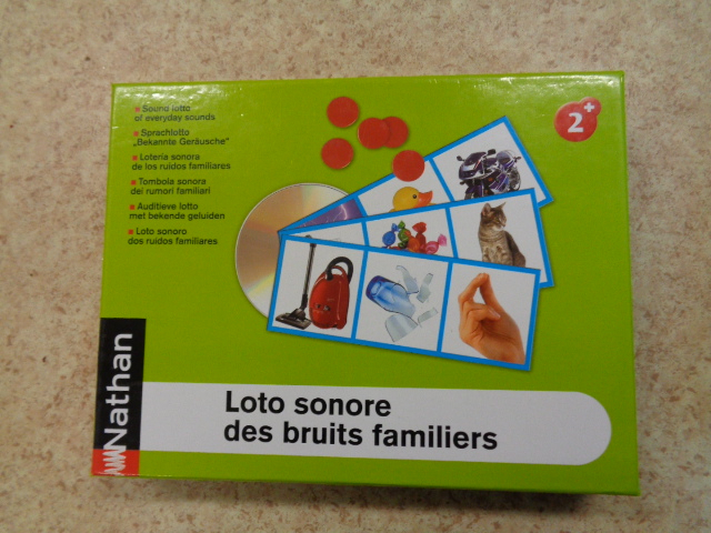 Loto Sonore En Maternelle - Mamaternelle86 encequiconcerne Loto A Toucher Nathan