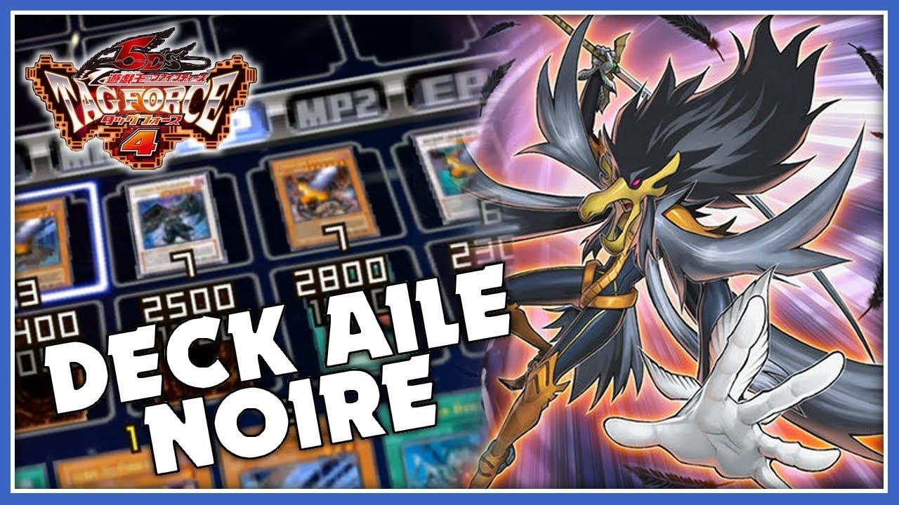 L'Un Des Meilleur Deck Du Jeu !   Deck Aile Noire   Yu-Gi tout Jeu Force 4