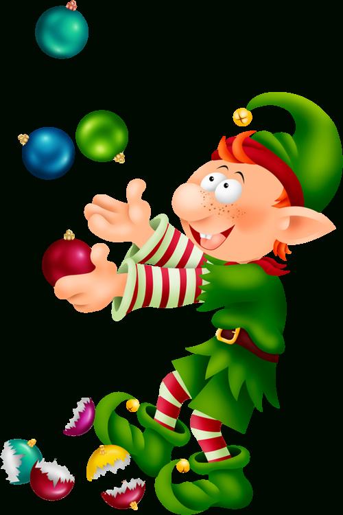Lutin Png, Tube Personnage De Noël / Xmas Elf Clipart intérieur Lutin Noel