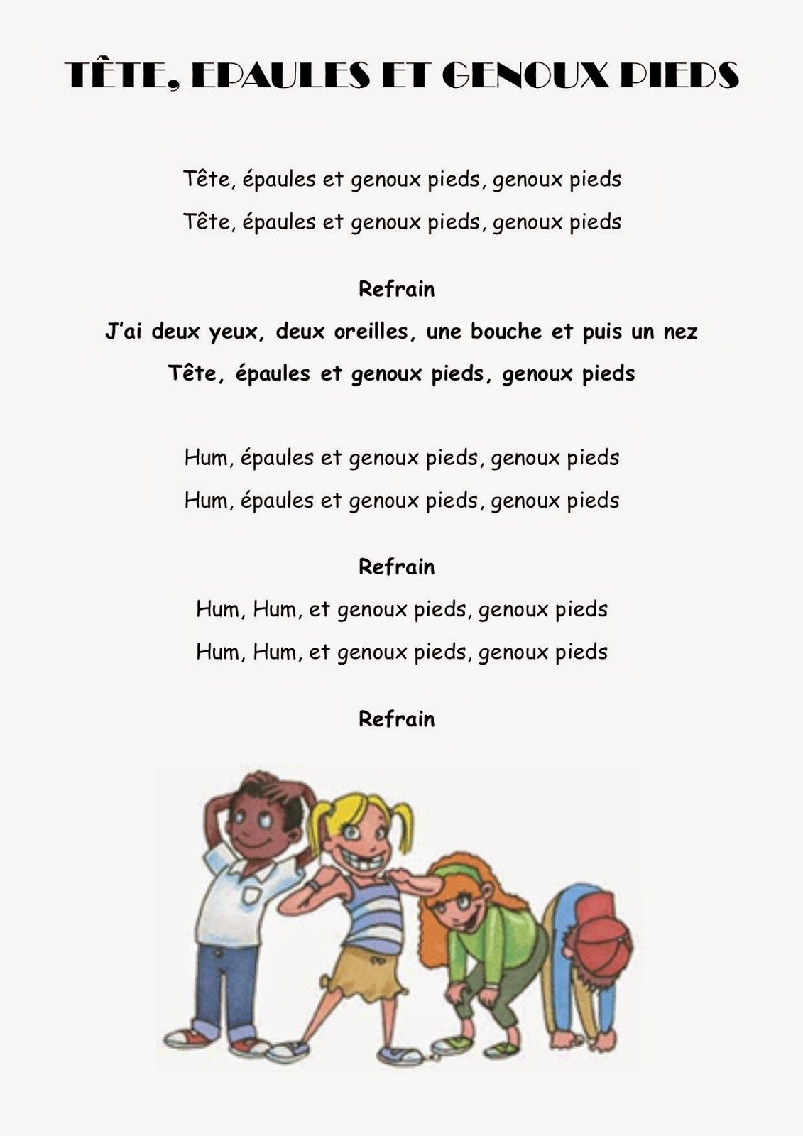 Ma Petite Maternelle | Comptines, Comptine Maternelle tout Comptines Et Chansons