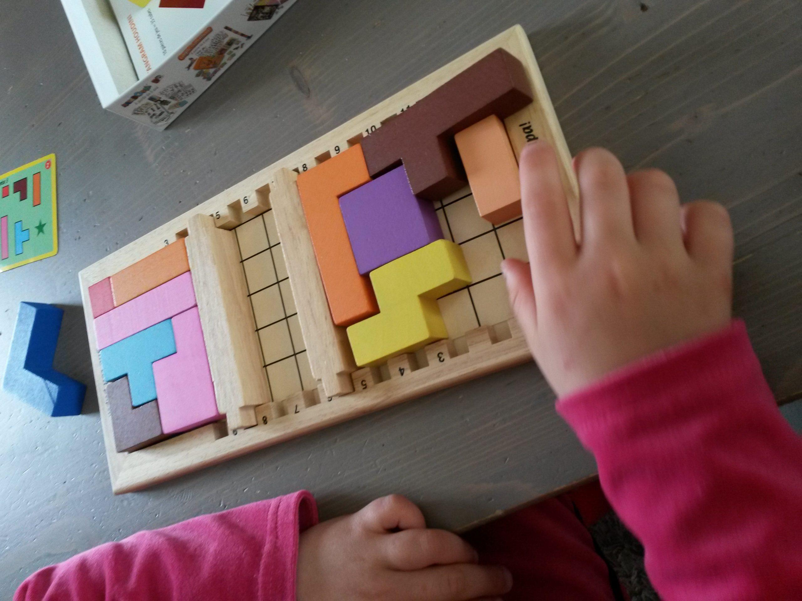 Ma Sélection De 5 Jeux De Logique Pour Les Enfants avec Je De Logique