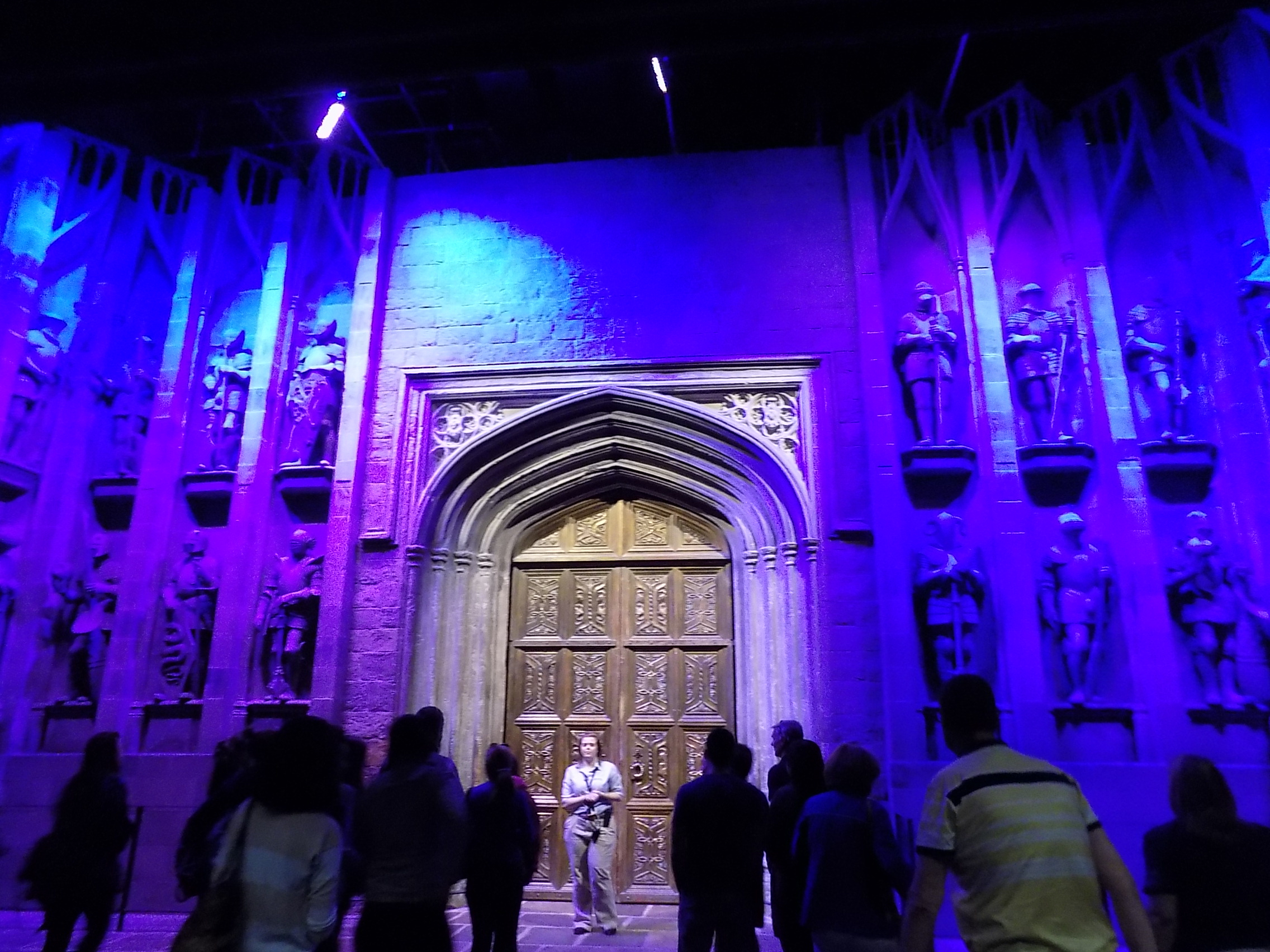 Ma Visite Des Studios Harry Potter De Londres ! 1 - Des intérieur Visite Des Studios Harry Potter Londres