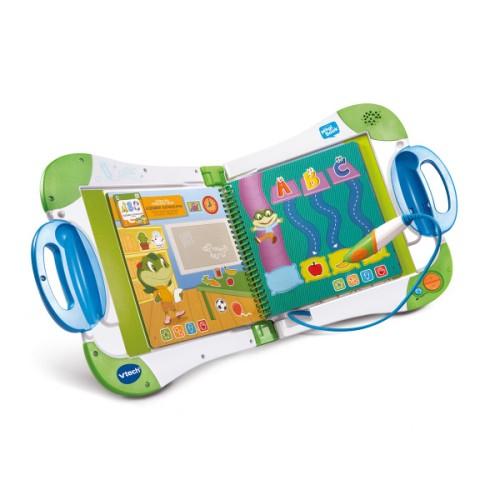Magibook Starter Pack Vert Vtech Pour Enfant De 2 Ans À 7 tout Jeux Pour Garçon De 5 Ans