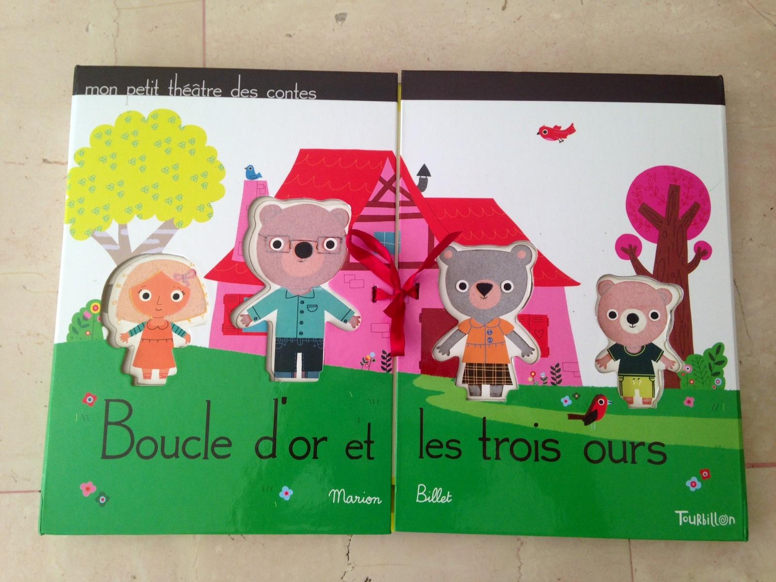 Maman Zest: Sélection D'Ouvrages: Boucle D'Or Et Les Trois serapportantà Histoire De Boucle D Or