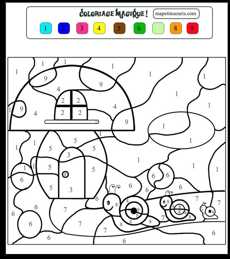 Mandala A Imprimer Gratuitement Difficile   Coloriage à Coloriage Magique Gs À Imprimer