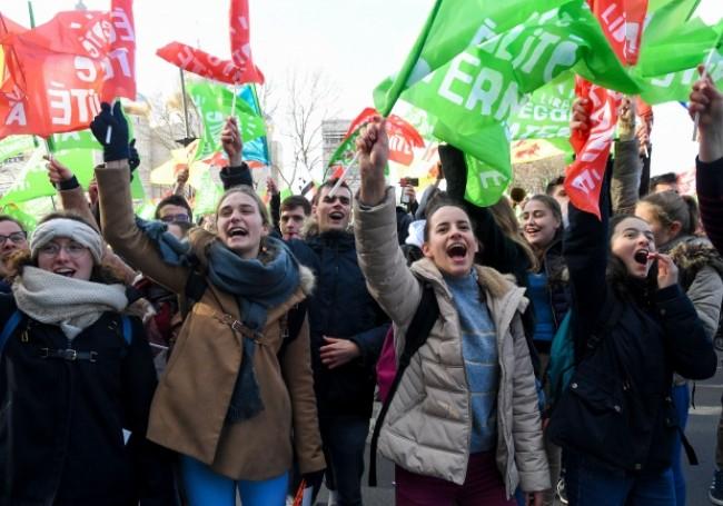 Manifestation Des Anti-Pma À Paris, En Janvier Dernier pour En Janvier