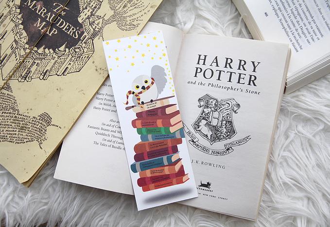 Marque-Page Harry Potter, À Imprimer - Orion Allegoria avec Marque Page Gratuit À Imprimer