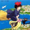 Matsutoya Yumi - Kiki La Petite Sorcière (Générique De Fin serapportantà Dessin Animé Lili La Petite Sorcière