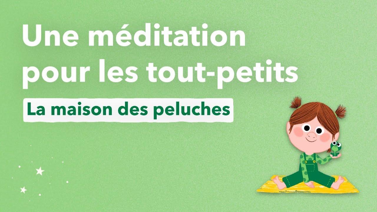 Méditation Pour Les Tout-Petits, L'Éveil De La Petite serapportantà La Grenouille Meditation
