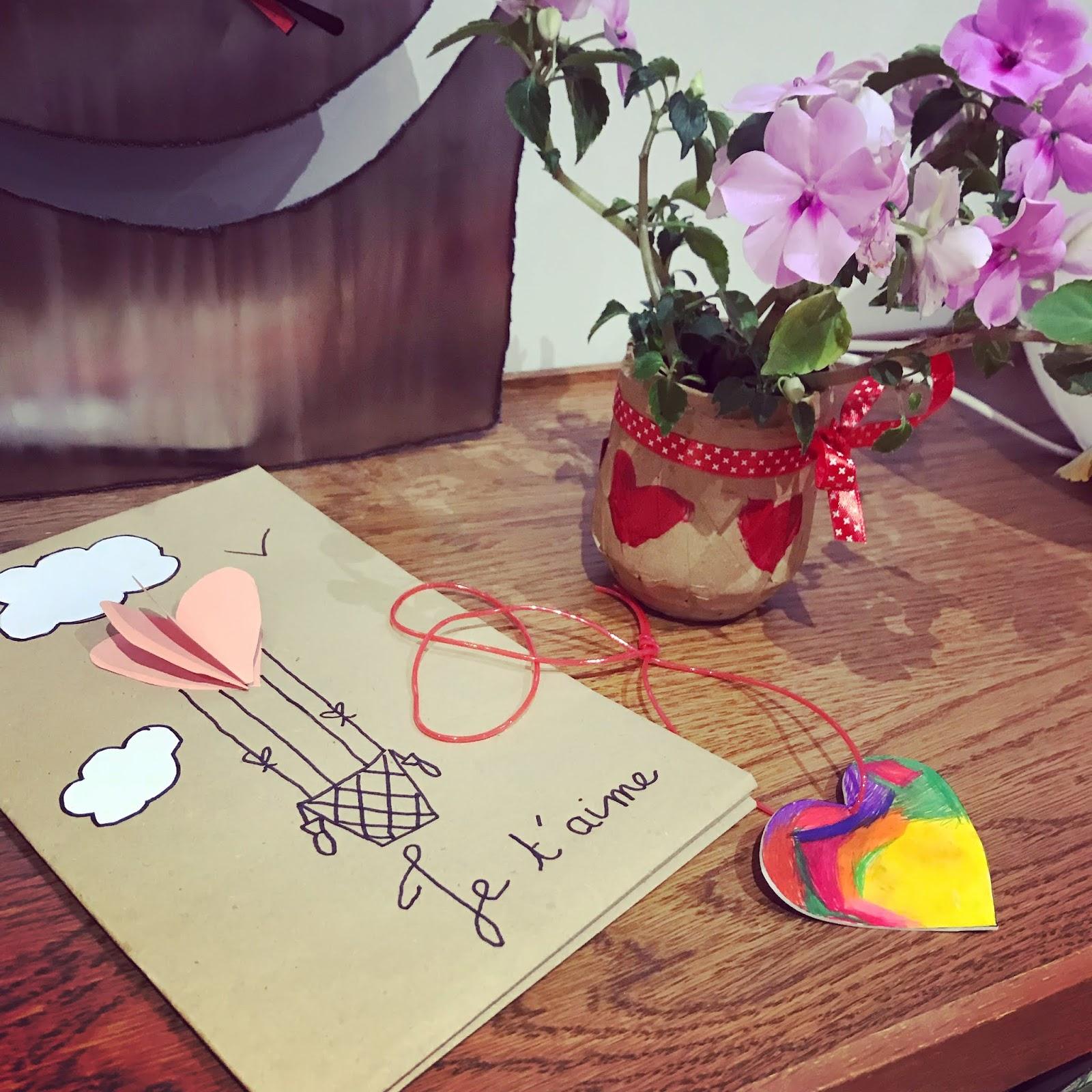 Mes Cadeaux De Fête Des Mères - Julesetmoa avec Idee Bricolage Fete Des Meres