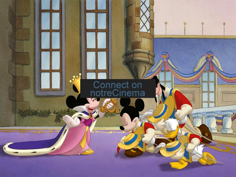 Mickey, Donald, Dingo : Les Trois Mousquetaires (Mickey concernant Mickey Mousquetaire