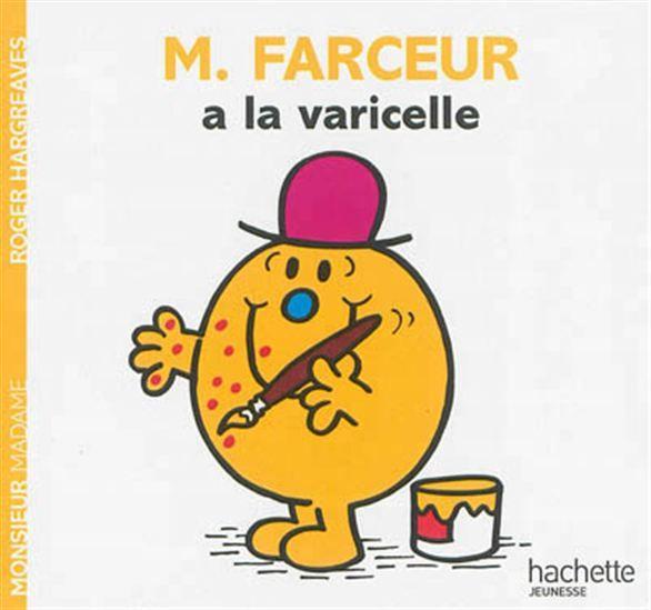 Monsieur Farceur A Attrapé La Varicelle Et Décide De dedans Madame Farceuse