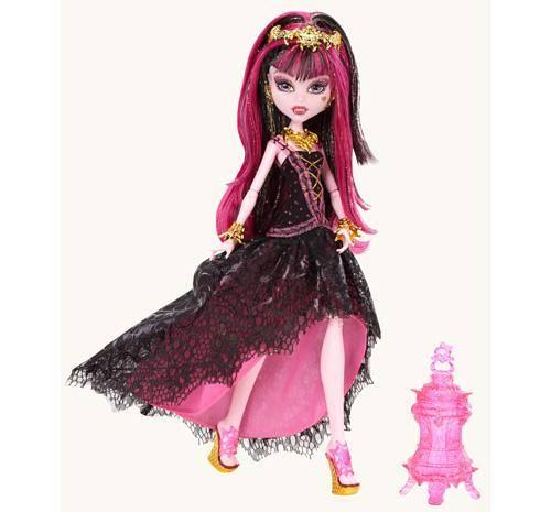 Monster High - Mille Et Une Goules - Draculaura - Tous Les destiné Les Plus Belle Monster High Du Monde