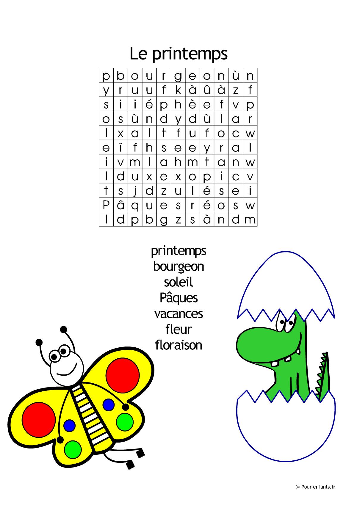 Mots Croisés Ce1 À Imprimer - Primanyc avec Mots Croisés Faciles À Imprimer Gratuitement