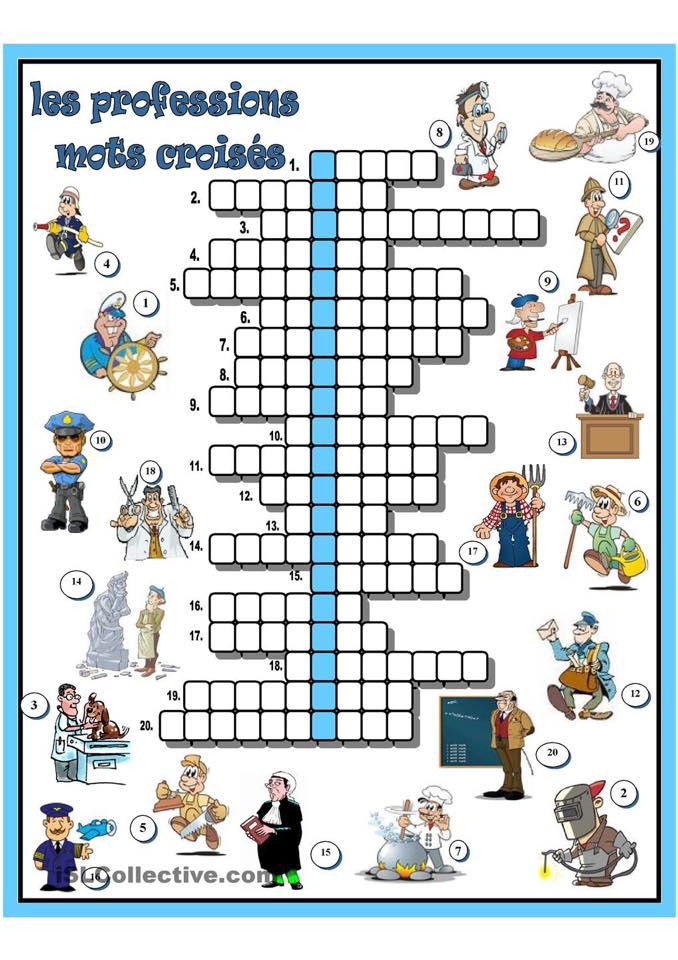 Mots Croises Gratuits A Imprimer - Greatestcoloringbook dedans Mots Croises Pour Enfants