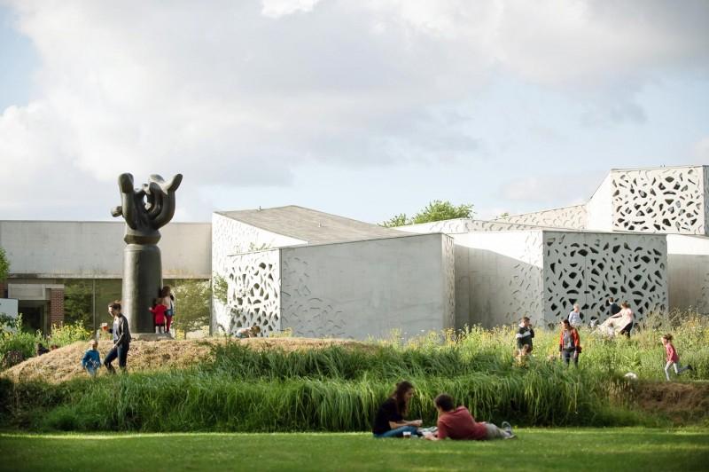 Musée Art Moderne / Contemporain Villeneuve D'Ascq   Lam à Musée Des Sciences Villeneuve D Ascq