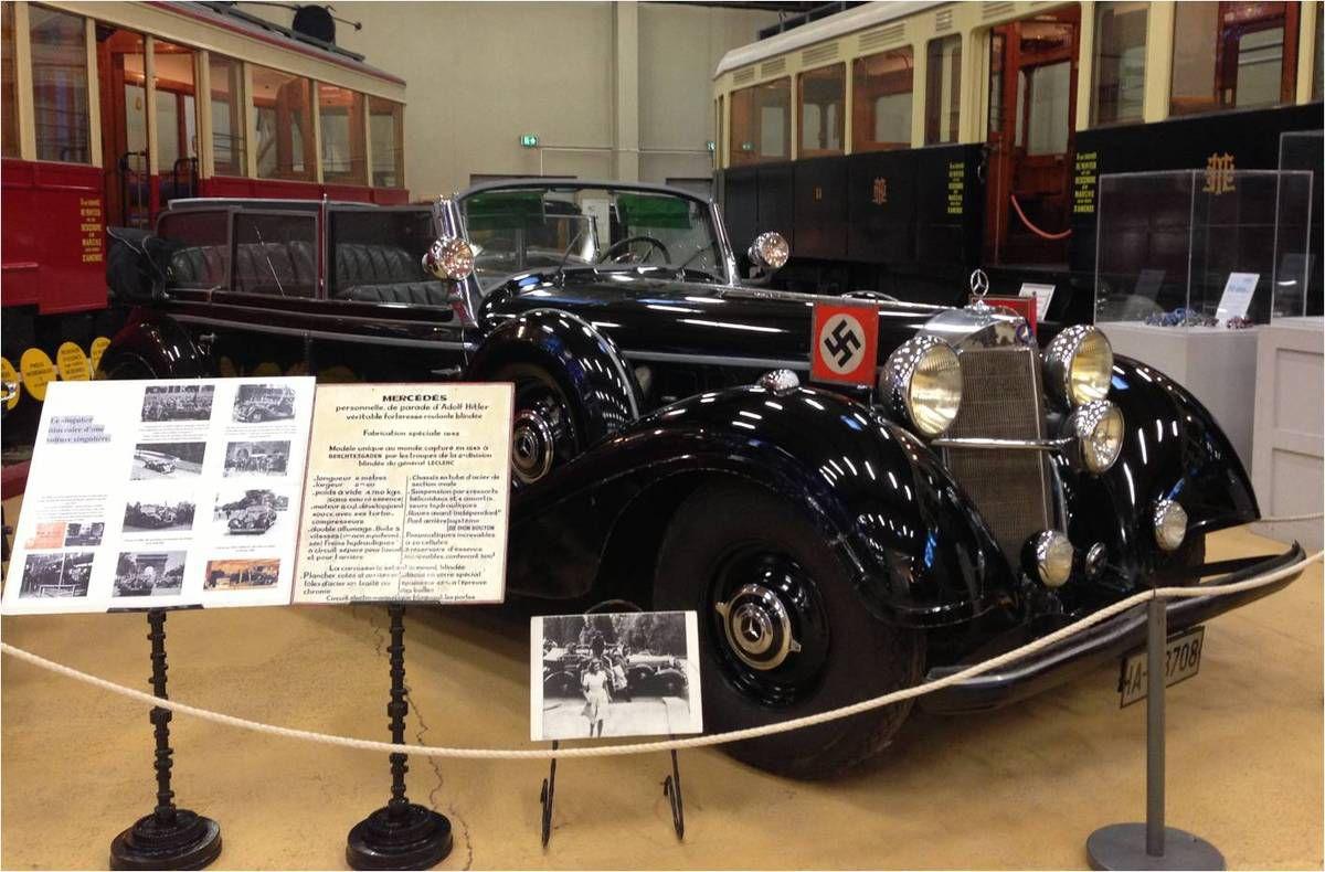 Musée Automobile Henri Malartre De Rochetaillée-Sur Saône serapportantà Musée De L Automobile Henri Malartre