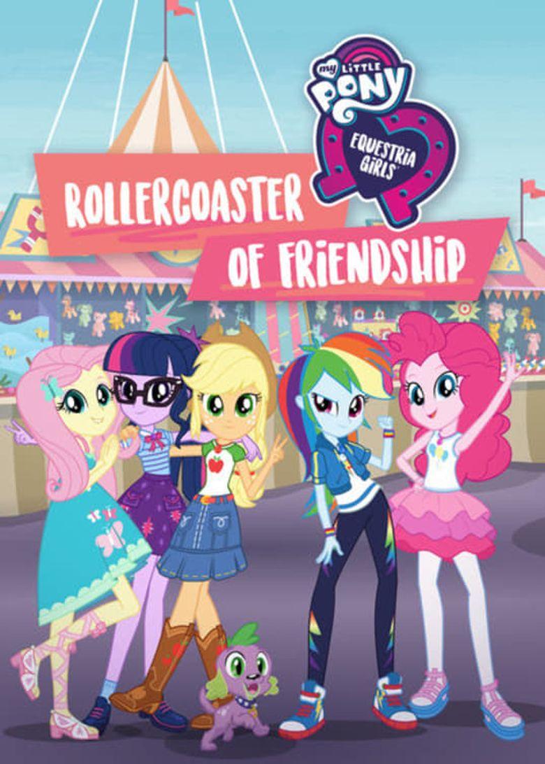 My Little Pony Equestria Girls: Rollercoaster Of à My Little Pony Equestria Girls Show