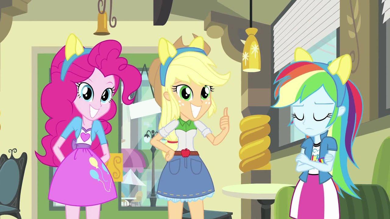 My Little Pony - Equestria Girls - Trailer (Español Latino serapportantà My Little Pony Equestria Girls Show