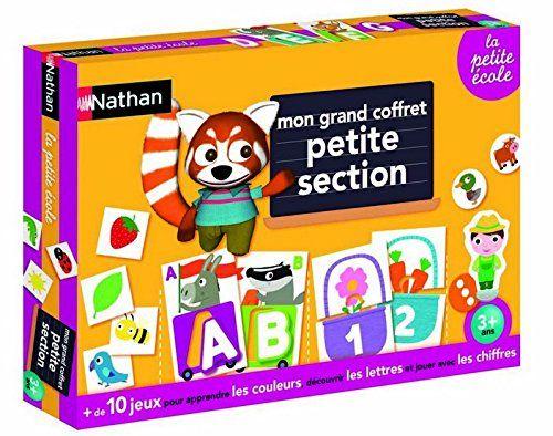 Nathan - 31411 - Jeu Educatif Et Scientifique - Grand encequiconcerne Jeux Educatif Grande Section