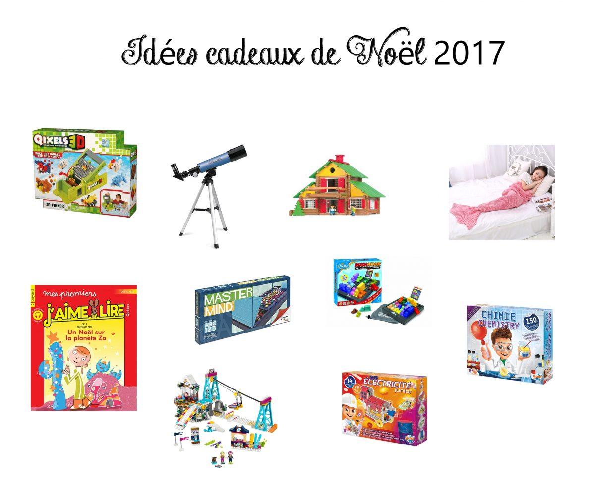 Noël 2017} 13 Idées Cadeaux Pour Des Enfants De 5 À 7 Ans intérieur Jeux Pour Enfant 7 Ans