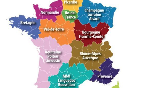 Nouvelle Région » Vacances - Guide Voyage destiné Nouvelle Region France
