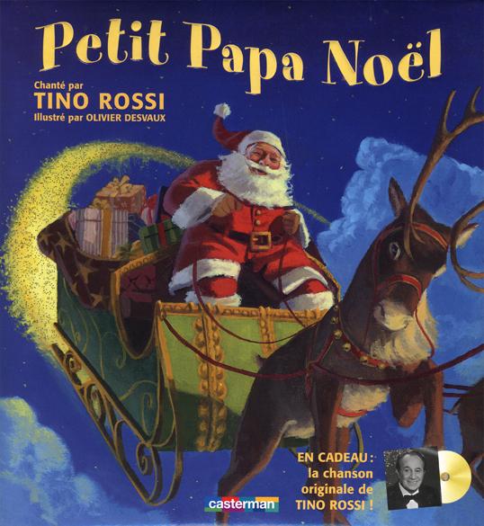 Olivier Desvaux: Petit Papa Noël tout Petit Papa Noel Video