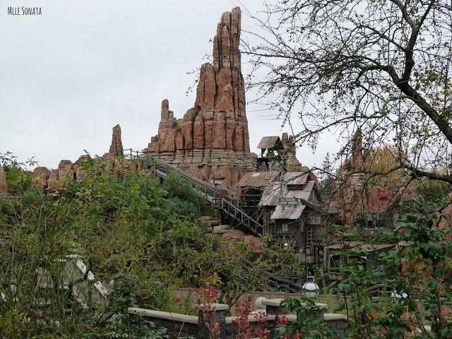 On A Tous Besoin D'Un Peu De Magie. Week-End À Disney intérieur Le Train De La Mine Disneyland Paris