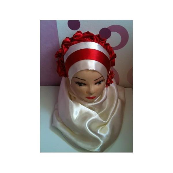 Orientale-Shop - Hijab Pour Mariage destiné Hijab Mariage Invité