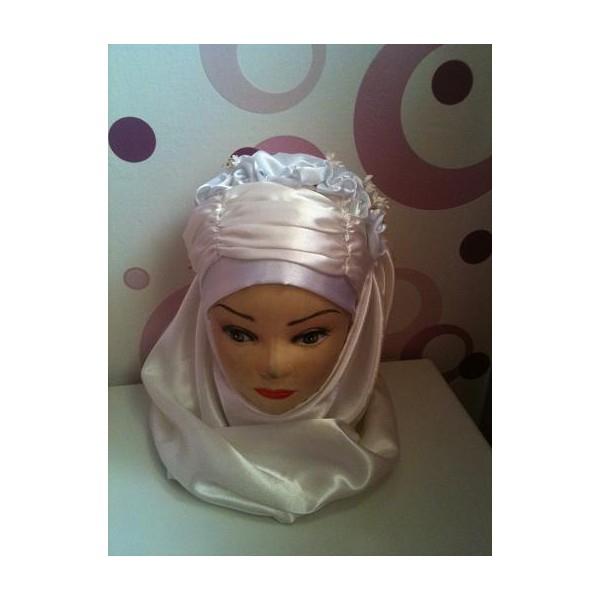 Orientale-Shop - Hijab Pour Mariage pour Hijab Mariage Invité