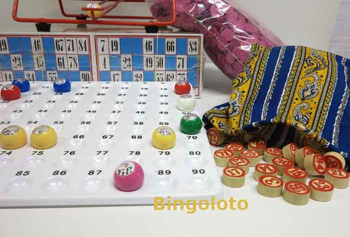 Pack Loto Clés En Main - Matériel Loto Pour Association pour Materiel Loto