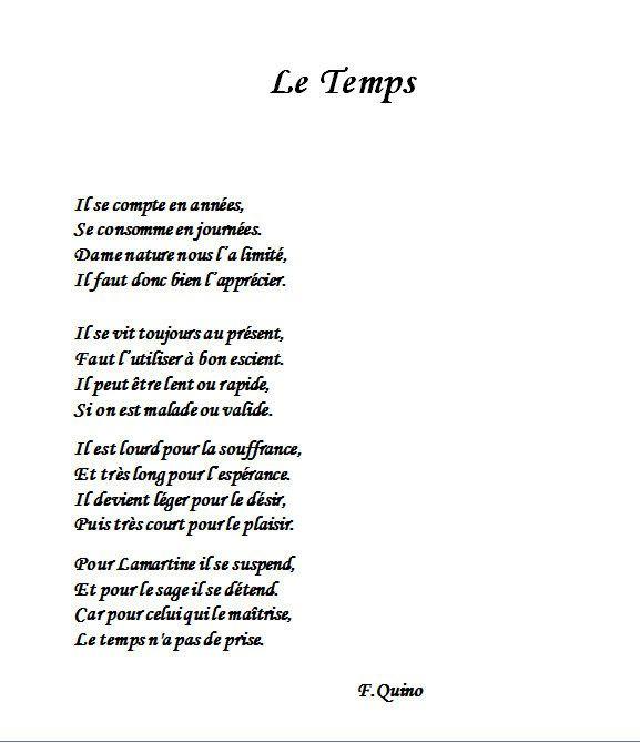 Page Réservée Aux Poèmes, Aux Essais De Photos, De Textes pour Court Poeme