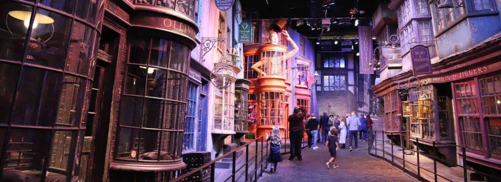 Parc Harry Potter Londres : Informations, Billets Et Bons destiné Comment Aller Au Studio Harry Potter