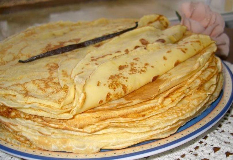 Pâte À Crêpes Ww - Recette Plat - Recette Cuisine Facile avec Recette Pate A Sel Pour 10 Personnes