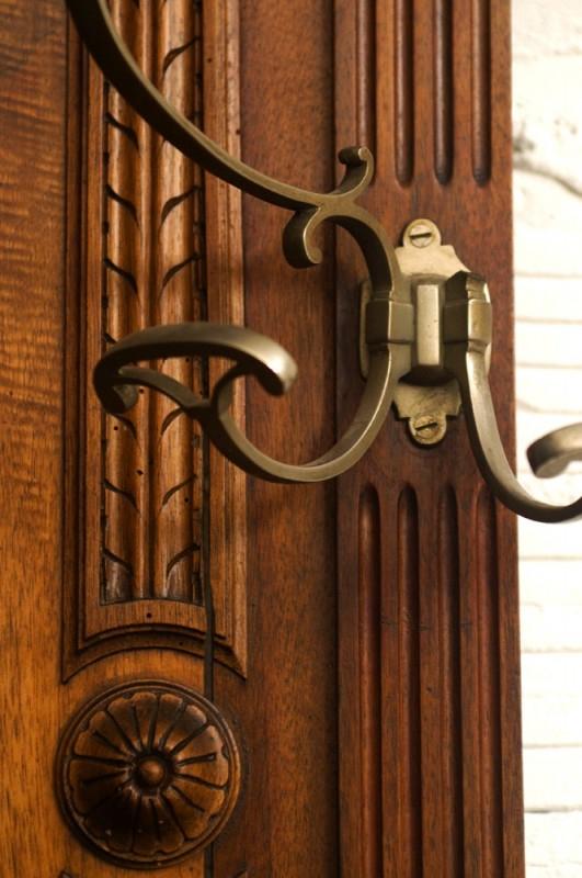 Patère, Porte Manteaux, Anciens, Style Henri Ii, Meubles serapportantà Image Porte Manteau