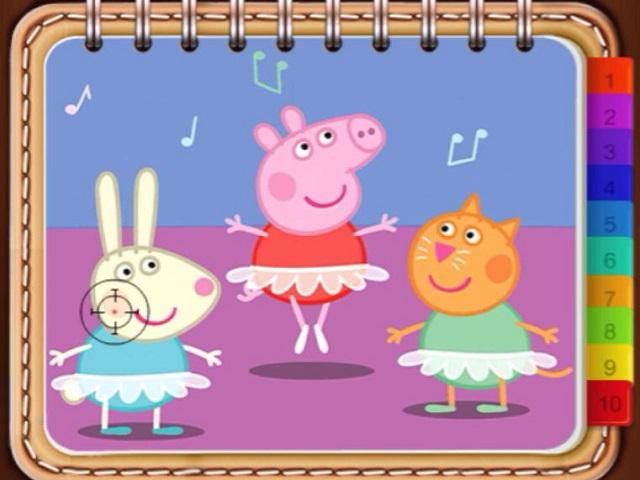 Peppa Pig: Find The Differences Jeu En Ligne | Jeux Pomu dedans Jeux De Disney Channel Gratuit En Ligne