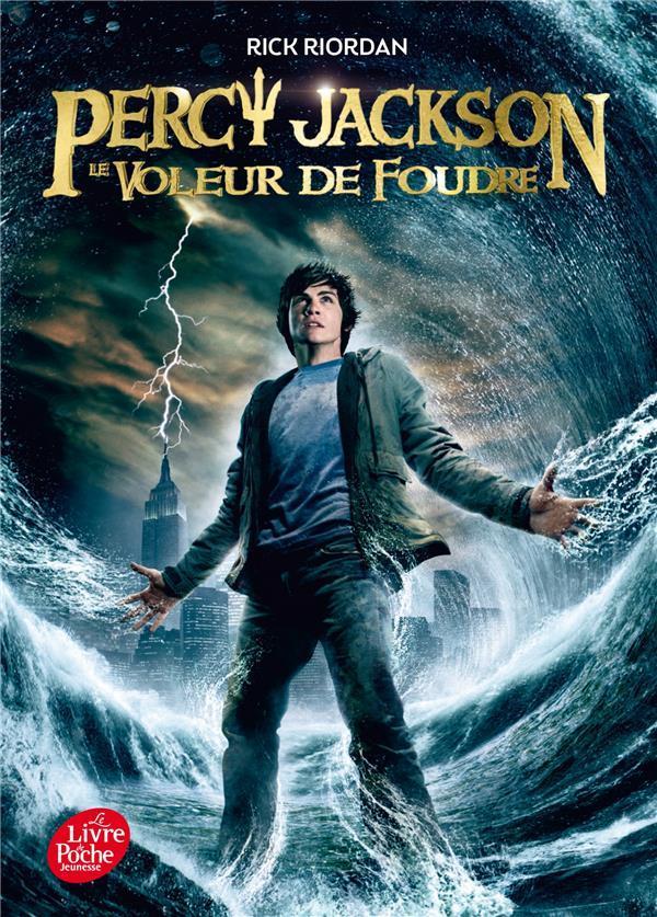 Percy Jackson I : Le Voleur De Foudre | Littérature Cinéma tout Percy Jackson Et Le Voleur De Foudre