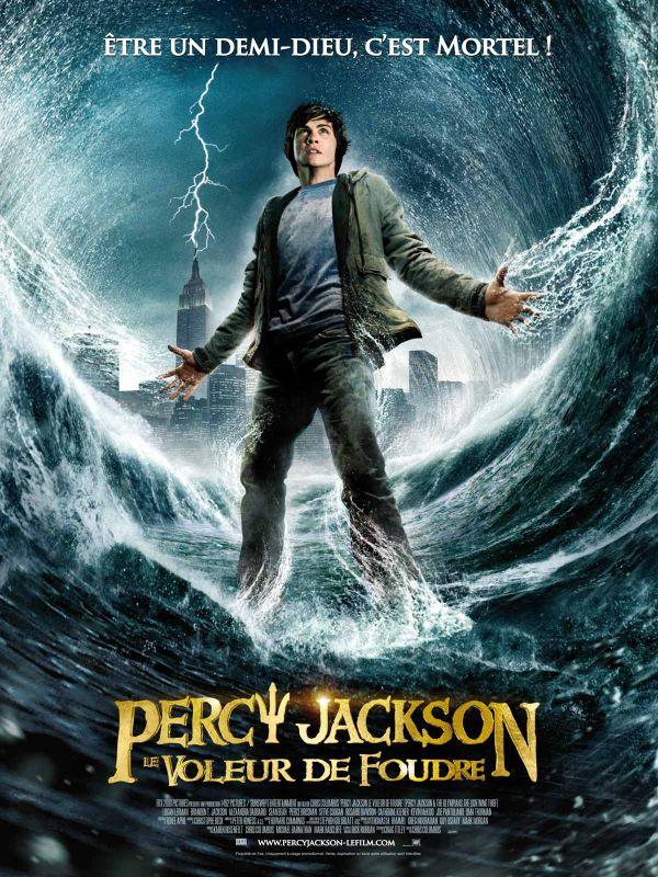 Percy Jackson : Le Voleur De Foudre French Dvdrip 2010 intérieur Percy Jackson Et Le Voleur De Foudre