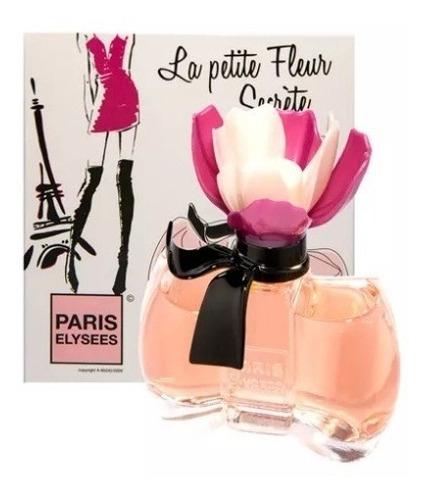 Perfume Paris Elysees La Petite Fleur Secrete | Mercado Livre concernant La Petite Fleur