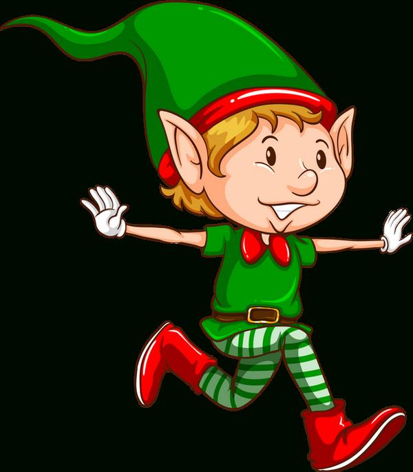 Personnage De Noël, Lutin Png - Christmas Elf Png serapportantà Lutin Noel