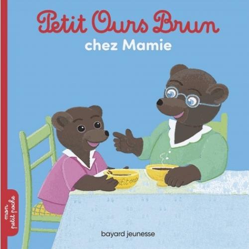 Petit Ours Brun Chez Mamie - Histoires - Livres 4-7 Ans pour Histoire De Petit Ours Brun
