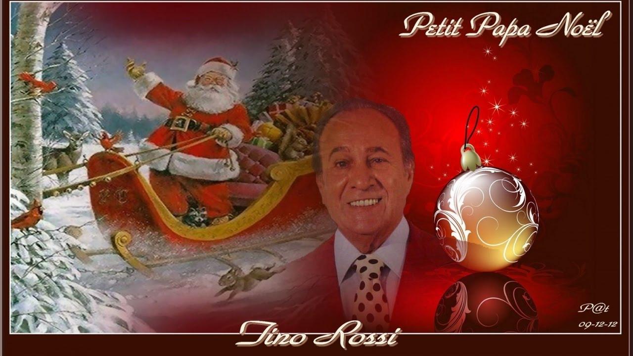 Petit Papa Noel Tino Rossi Telecharger Tino Rossi Petit concernant Petit Papa Noel Video