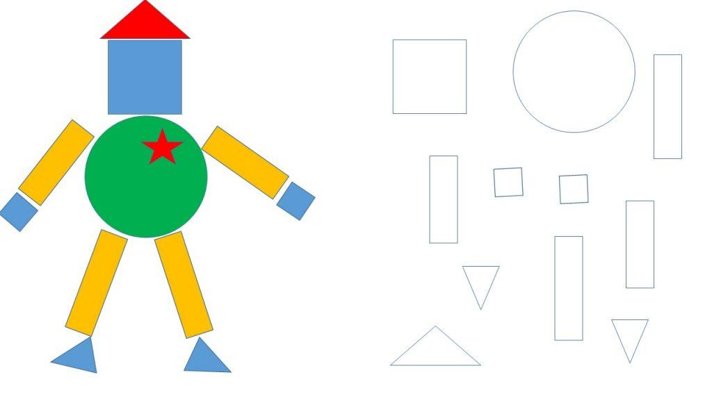 Petits, Reconnaître Des Formes Géométriques : Il Était Un destiné Les Formes Geometrique