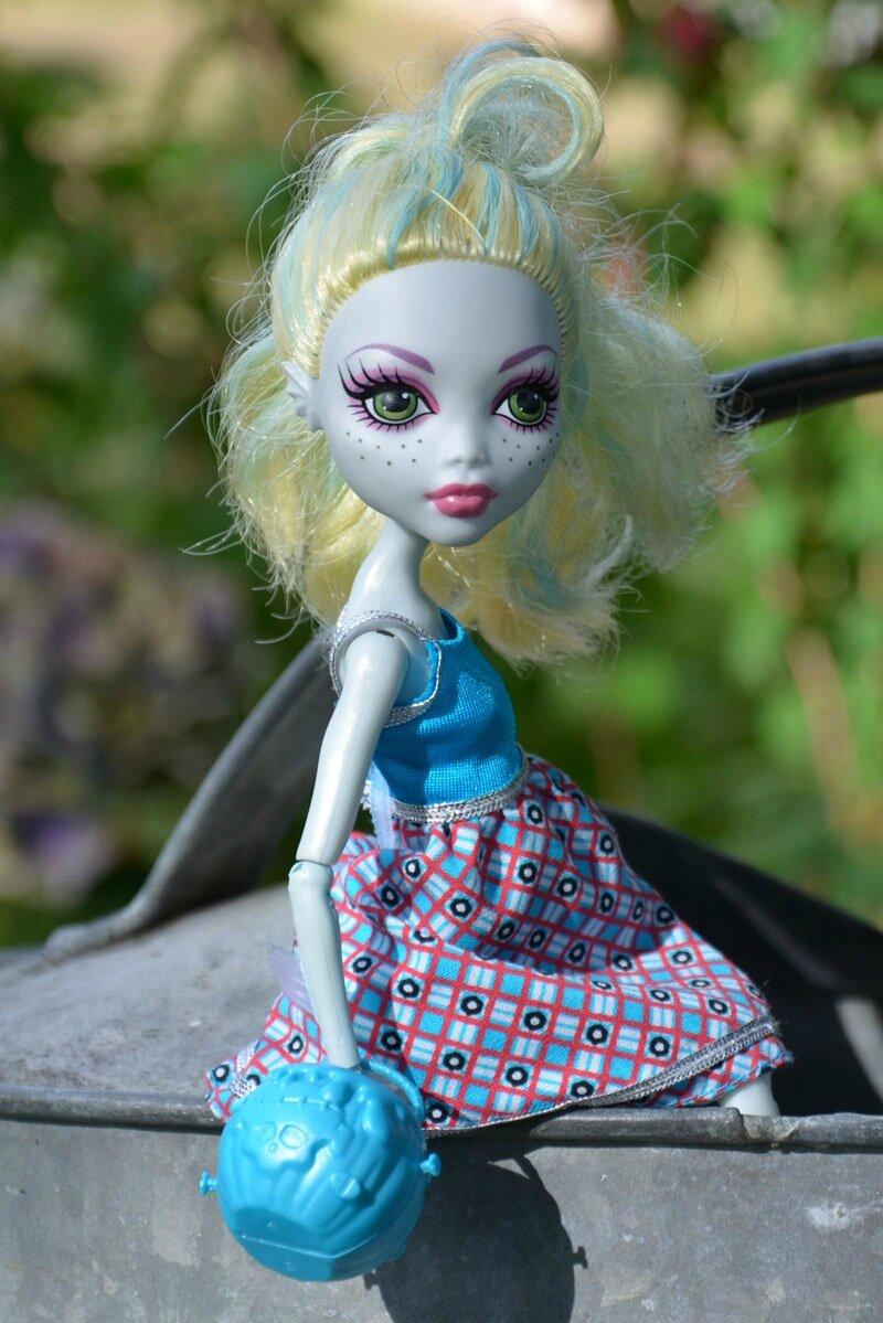 Photos De Frankie : Photo Des Vacances ! Plage Et Jardin concernant Les Plus Belle Monster High Du Monde