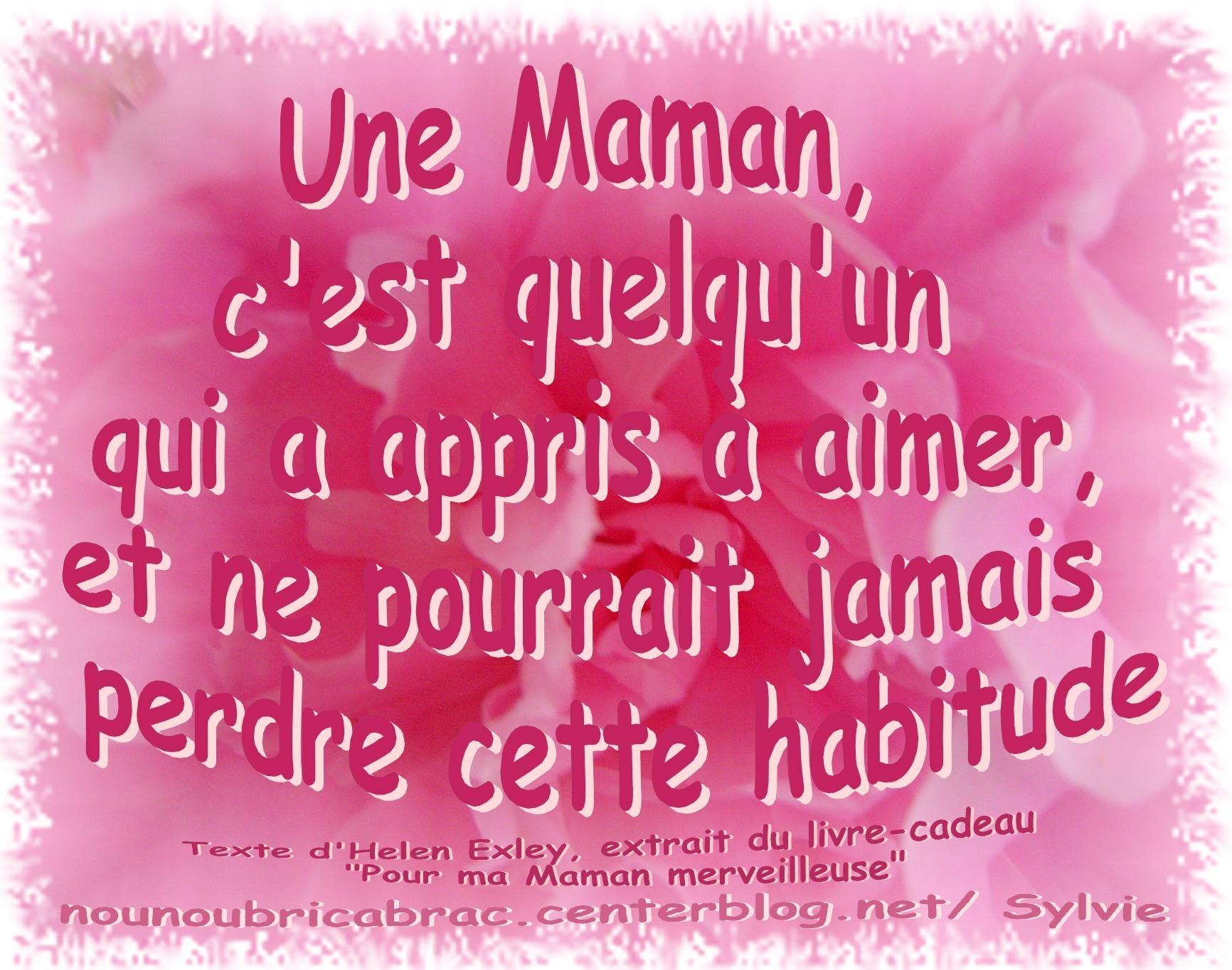 Phrase D'Amour Pour Une Maman   Anti Love Quotes dedans Pour Ma Maman