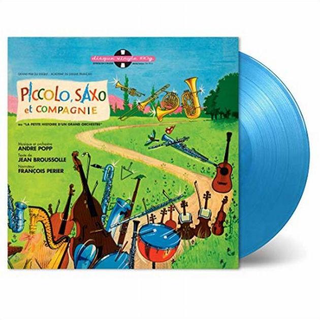 Piccolo Saxo Et Compagnie Ou La Petite Histoire D'Un Grand tout Piccolo Saxo Et Compagnie Cycle 2