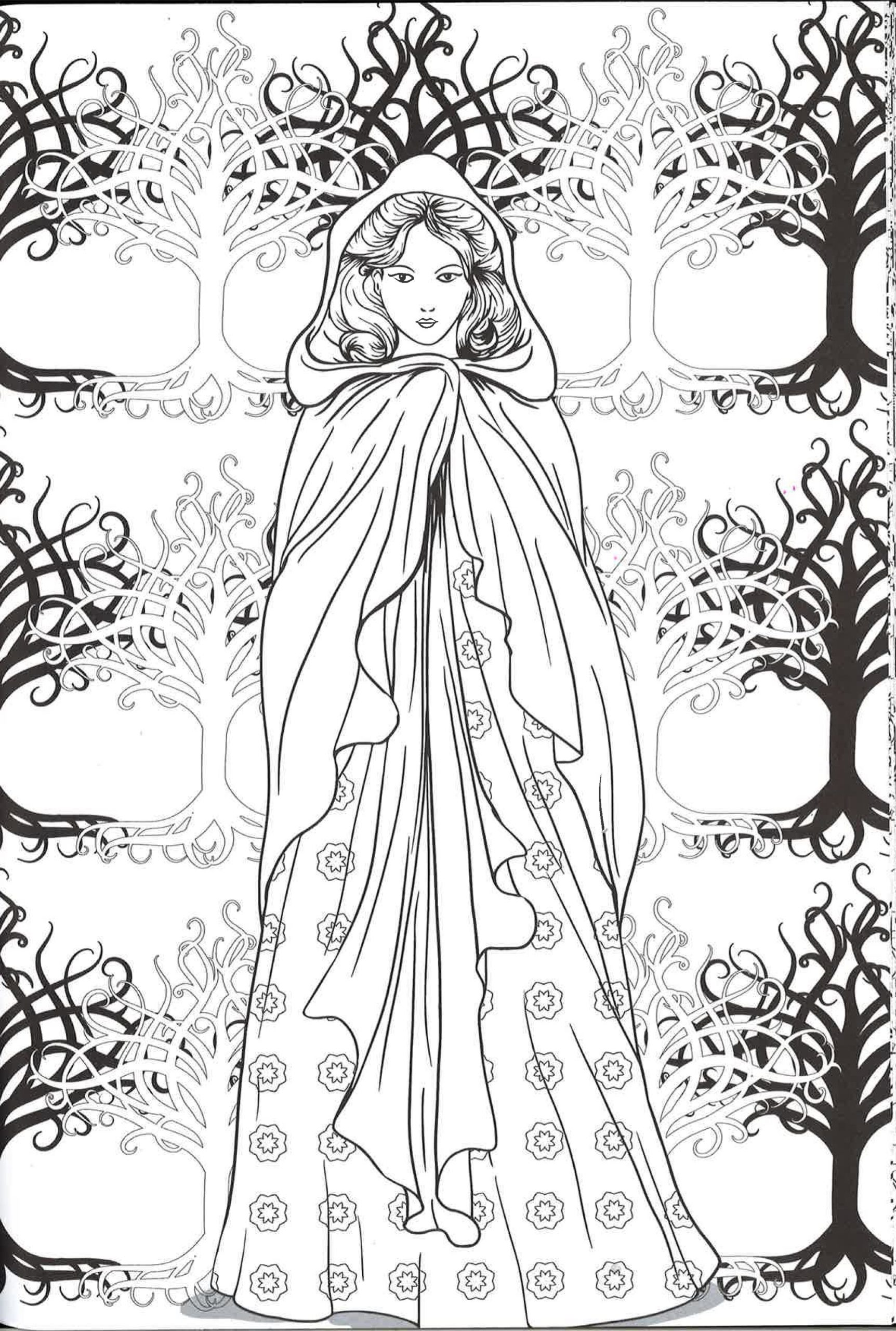 Pin On Crazy For Coloring concernant Personnage A Colorier