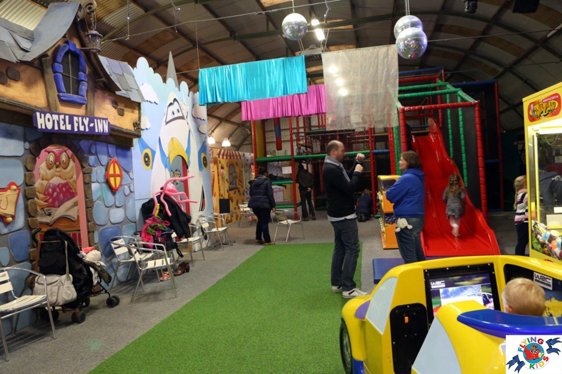 Plaine De Jeux Wavre | Flying Kids : Centre De Loisirs pour Grand Jeux Exterieur Centre De Loisir